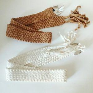 AEO Bundle Interlaced Cotton Belt Size S